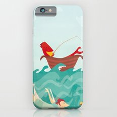Seafood is Overrated iPhone 6s Slim Case