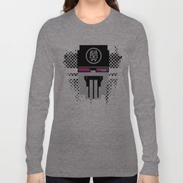 8-BIT JOHN KOZAK © Long Sleeve T-shirt