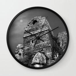 Roche Rock, Cornwall, England, United Kingdom Wall Clock