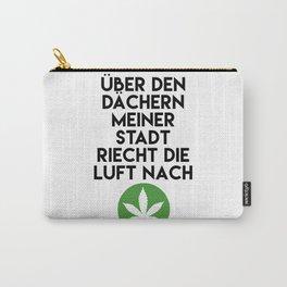 PALMEN AUS PLASTIK - Marihuana 187 Lyrics Carry-All Pouch
