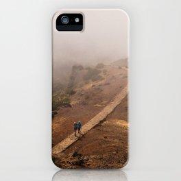 Pico do Areiro iPhone Case