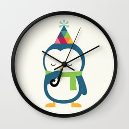 Everyday Birthday Wall Clock
