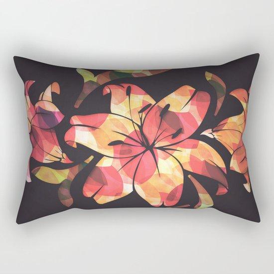 Lilium Rectangular Pillow