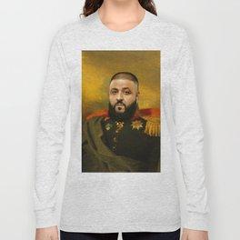 DJ Khaled Classical Painting Long Sleeve T-shirt