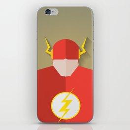 The Flash iPhone Skin