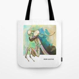 Henri Mantisse Tote Bag