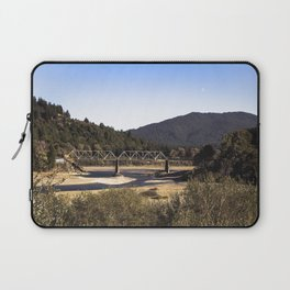 Dyerville Train Trestle Laptop Sleeve