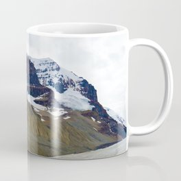 Athabasca Glacier in the Columbia Icefields, Jasper National Park Coffee Mug