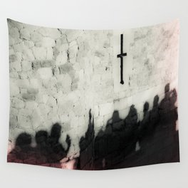 Traitors #1 Wall Tapestry