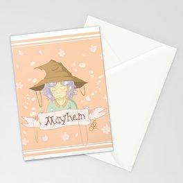 Mayhem Girl Stationery Cards