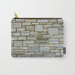 Another Stone In The Wall. Carry-All Pouch