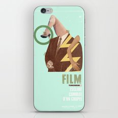 Charles Brown the story continued iPhone Skin
