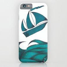 Poseidon Goddess of the Sea iPhone 6s Slim Case