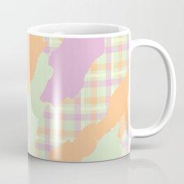 Tartan camo Coffee Mug