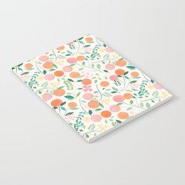 Vanilla Peaches Notebook