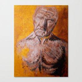 Weight Canvas Print