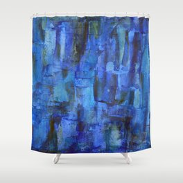 Cavern Shower Curtain