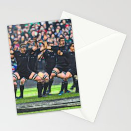 The Power of the HAKA Stationery Cards
