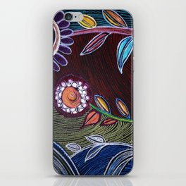 Approached  iPhone Skin
