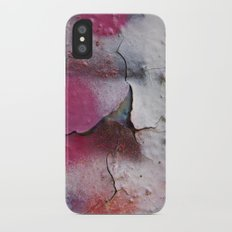 Pink Rumble iPhone X Slim Case