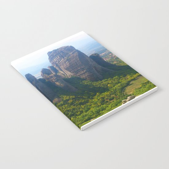 Meditation up to Meteora | Greece | Nature Notebook