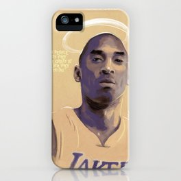 Legends Live On iPhone Case