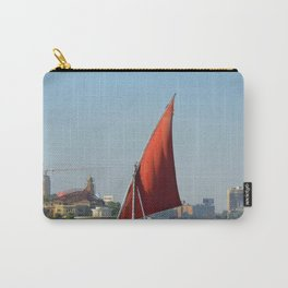 Felucca In Cairo Carry-All Pouch