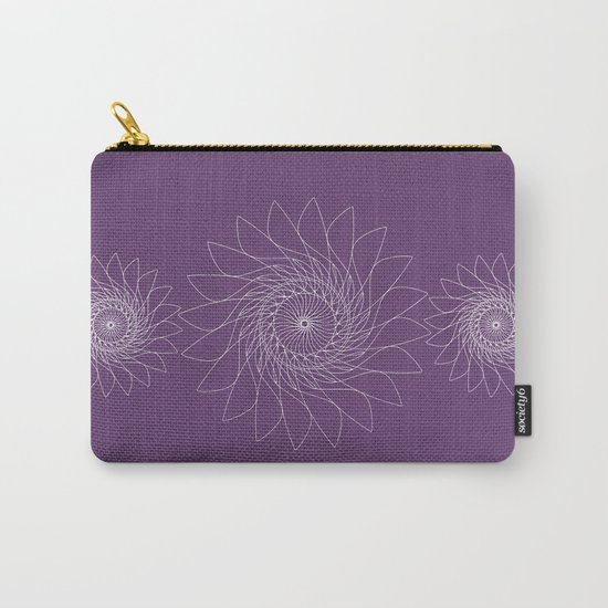 Ornament – FeatherCircle Carry-All Pouch