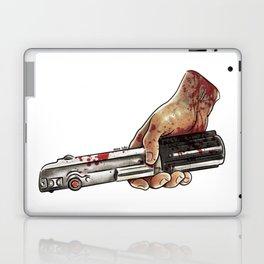 who's hand Laptop & iPad Skin