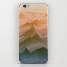 Top of the World (Sunrise) iPhone & iPod Skin
