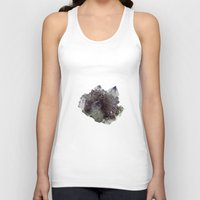 mineral Tank Tops featuring Mineral by .eg.