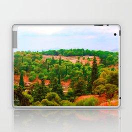 Arhaic Greenwood Laptop & iPad Skin