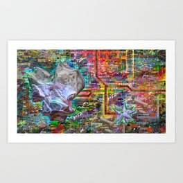Mind's Eye 1 Art Print