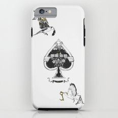 The ace of spades Tough Case iPhone 6