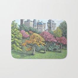 Cardiff Castle Bath Mat