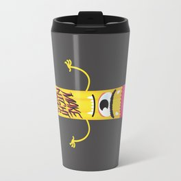 Make Nightmares!  Travel Mug