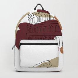 Antique Feeling #13 Backpack