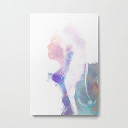 Croquis Metal Print