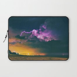 The Storm (Color) Laptop Sleeve