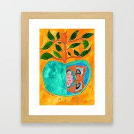Fruit of Heart's Labour Framed Art Print