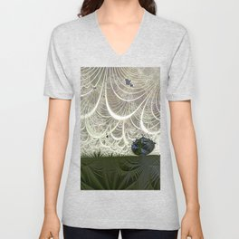 Defying the winds Unisex V-Neck