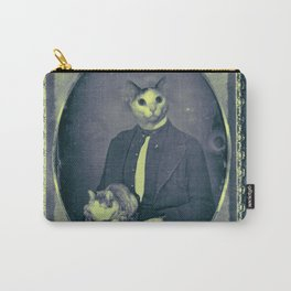 Cat and cat and the Civil War Carry-All Pouch