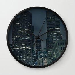 DT Boston Wall Clock