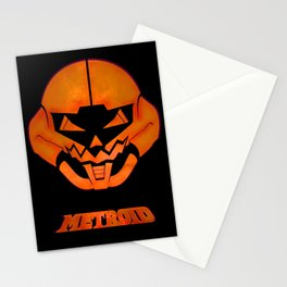 Metroid III Stationery Cards