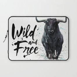 Buffalo wild & free Laptop Sleeve