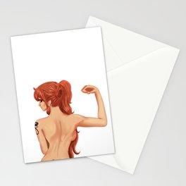 Sexy Back Nami Stationery Cards