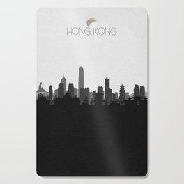 City Skylines: Hong Kong Cutting Board