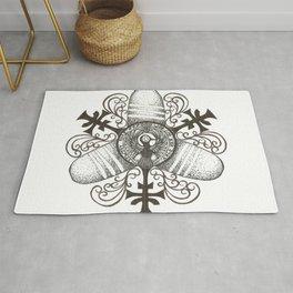 Indy Mandala Rug