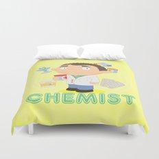 CHEMIST Duvet Cover