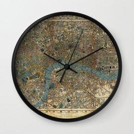 London 1860 Wall Clock